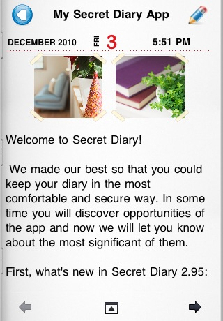 Secret Diary screenshot-1