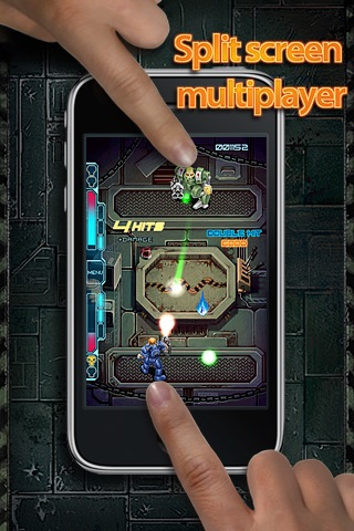 Battle Blasters Free screenshot-2