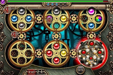 Swapper-The rolling Ball machine Lite screenshot-3