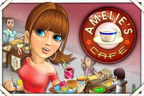 Amelie's Cafe screenshot-0