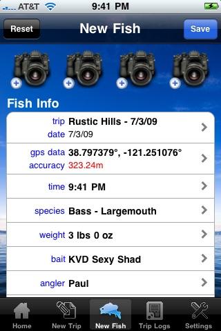 Fishing by HuntFishTracker screenshot-4
