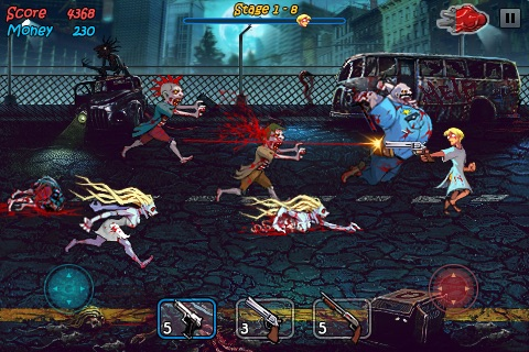 Zombie Shock screenshot-1