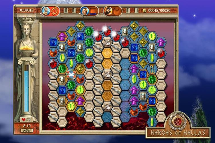 Heroes of Hellas screenshot-3