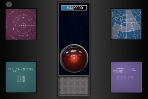 HAL 9000 screenshot-0