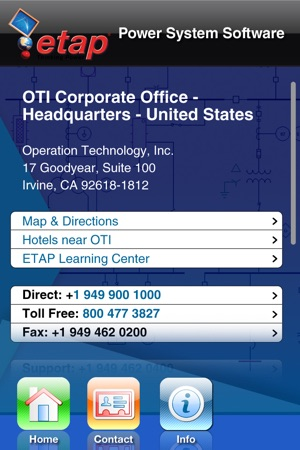 ET(AP)²: The ETAP App Connect with ETAP Software Information