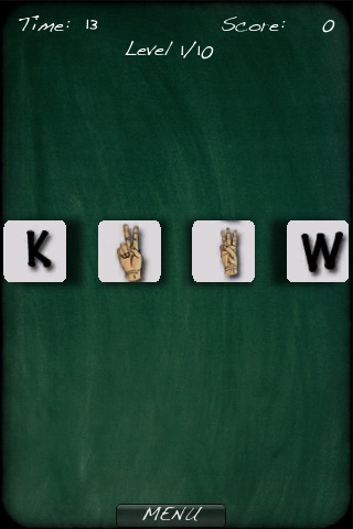 American Sign Language Alphabet Game LITE