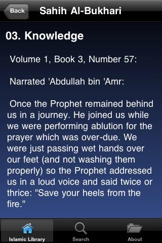 8 Islamic Books ( Islam Quran Hadith ) screenshot-4