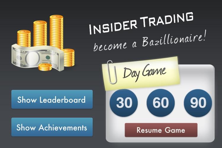 Insider Trading screenshot-4