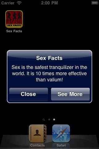 Sex Facts Pro screenshot-3