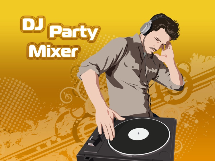 DJ Mixer HD screenshot-0