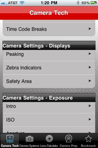 Pro Camera Guide