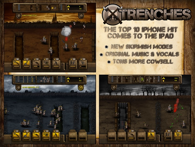 Trenches: Generals screenshot-4