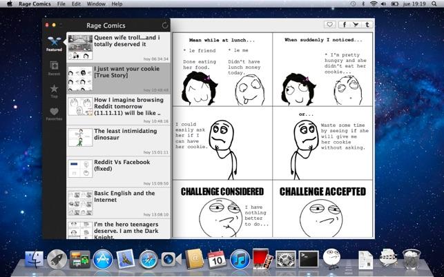 Funny Meme Rage Comics Tumblr : Rage comics on the mac app store