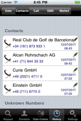 Quickdial Free screenshot-3