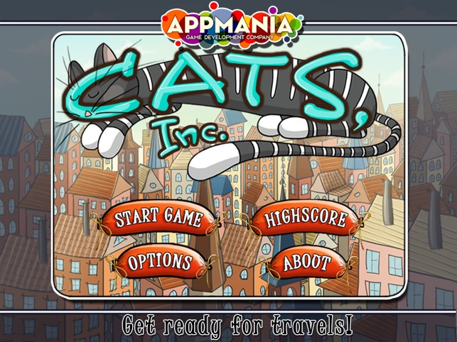 Cats, Inc. HD Screenshot