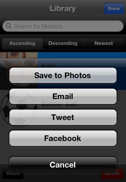 Photobricks screenshot-3