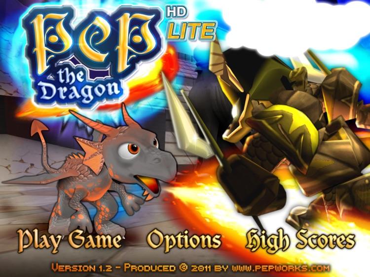 PEP the dragon HD LITE