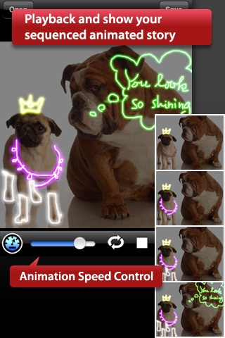 Neon Motion Lite screenshot-2