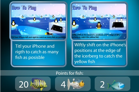 Penguin Slide Free screenshot-4