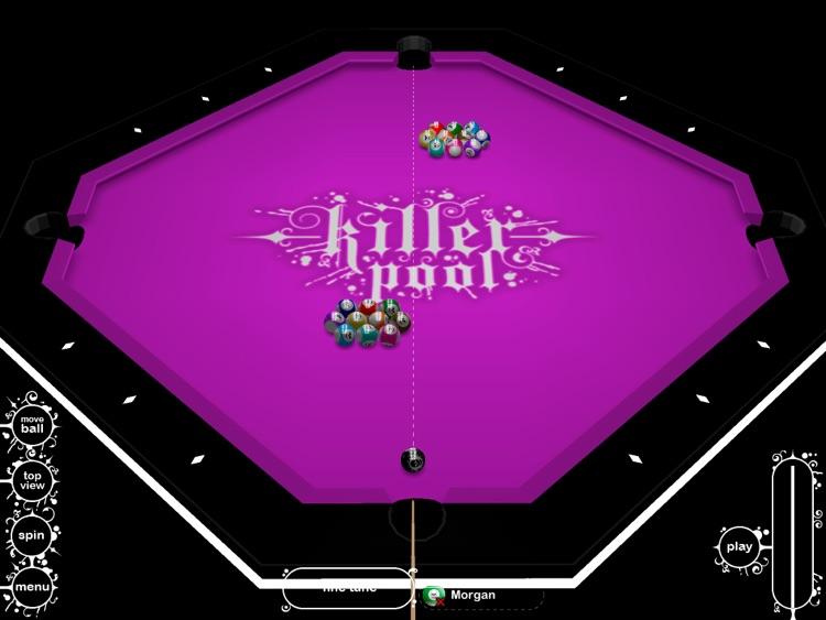 Killer Pool HD screenshot-4