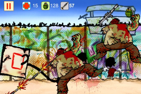 Zombie City Pro screenshot-2