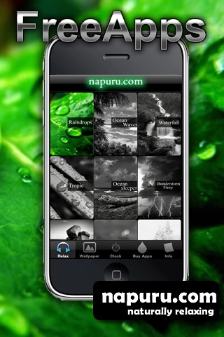 Relax Raindrops screenshot-2