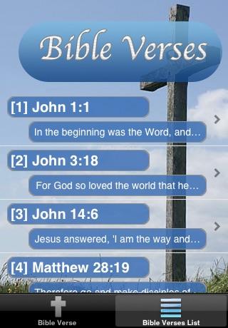 Bible Verses Free screenshot two
