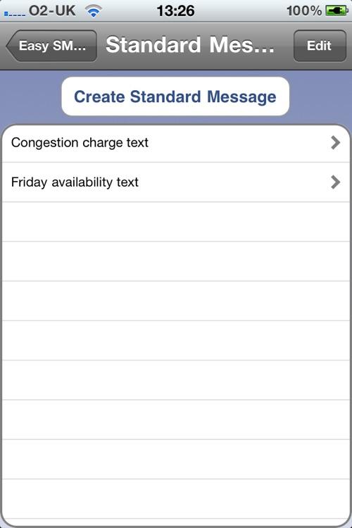 Easy SMS Lite screenshot-3