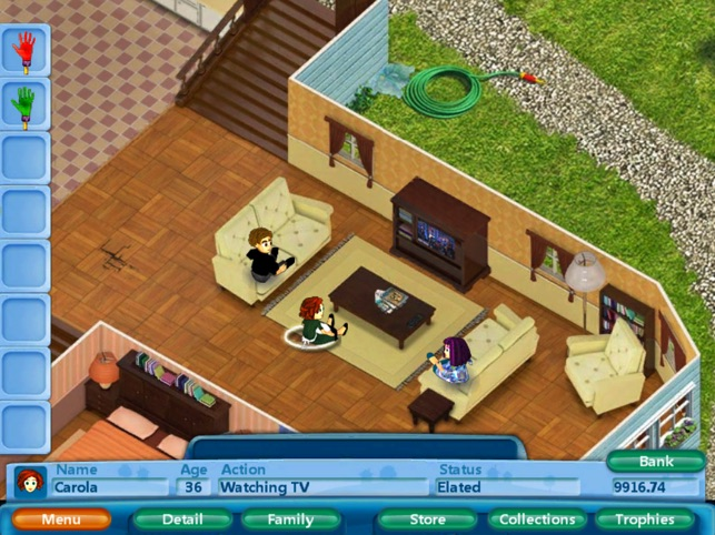 Virtual Families Free for iPad on the App Store