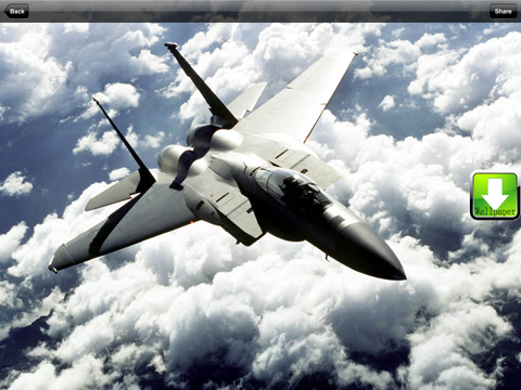 A1 Wallpaper - aircraft1 screenshot 4