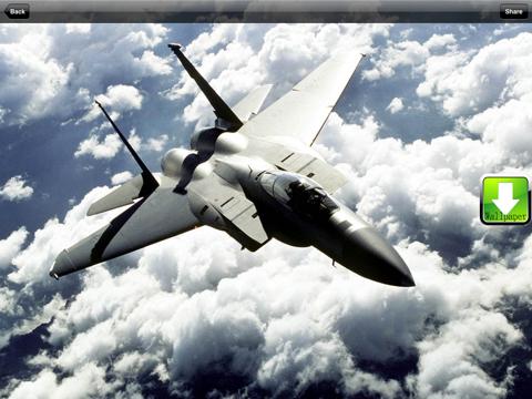 A1 Wallpaper - aircraft1 screenshot 4