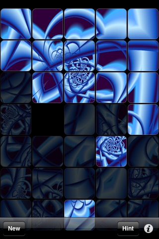 15 Puzzle screenshot two