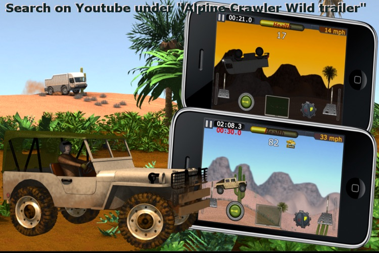 Alpine Crawler Wild screenshot-4