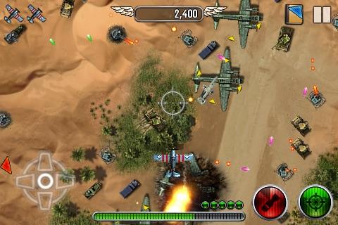 Liberty Wings screenshot-4