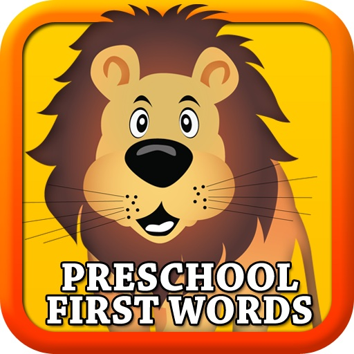 Preschool First Words