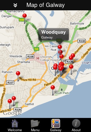 Galway City App screenshot-2