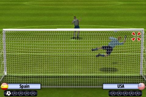 3D Penalty Football World Champ