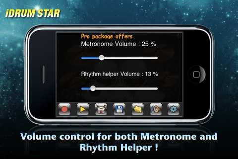 iDrumStar screenshot-4