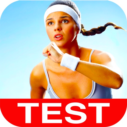 COOPER FITNESS TEST HD