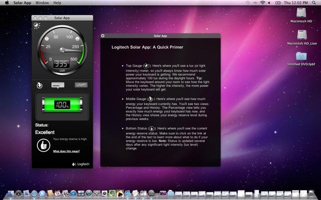 Solar App On The Mac App Store