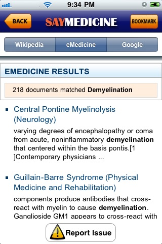 SayMedicine Medical Pronunciation screenshot-3