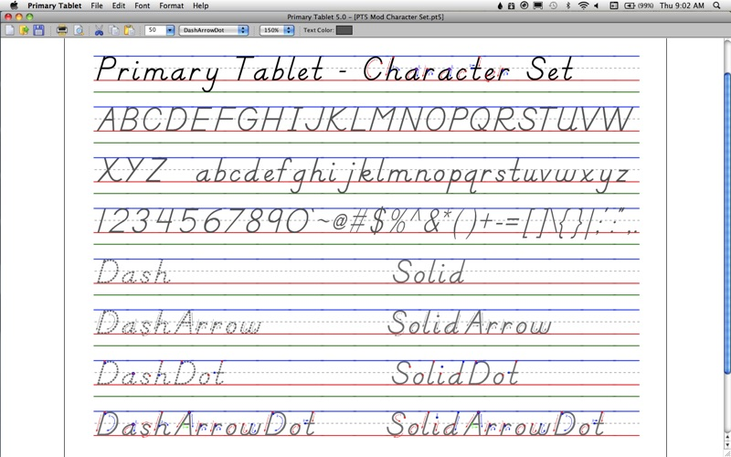Primary Tablet for Mac