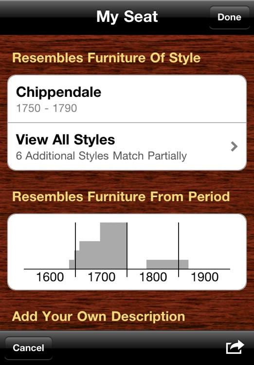 Furniture Styles screenshot-3