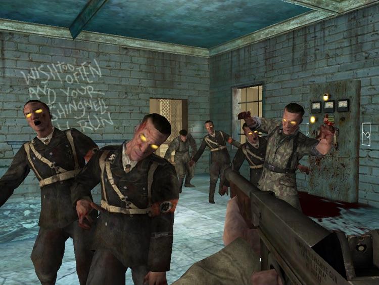 Call of Duty: Zombies HD screenshot-3