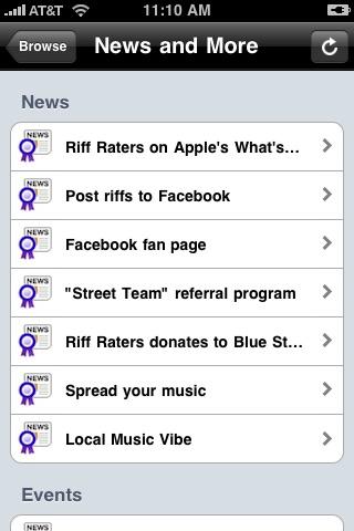 Riff Raters Lite screenshot-4