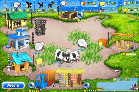 Farm Frenzy Lite screenshot-3