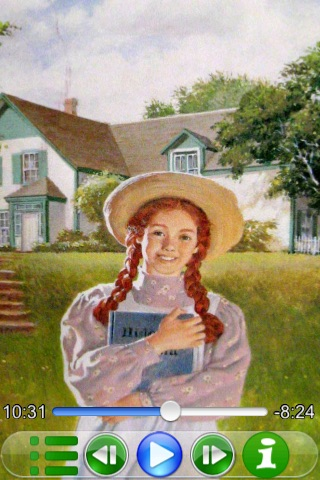 SyncAudioBook-Anne of Green Gables (Classic Collection)
