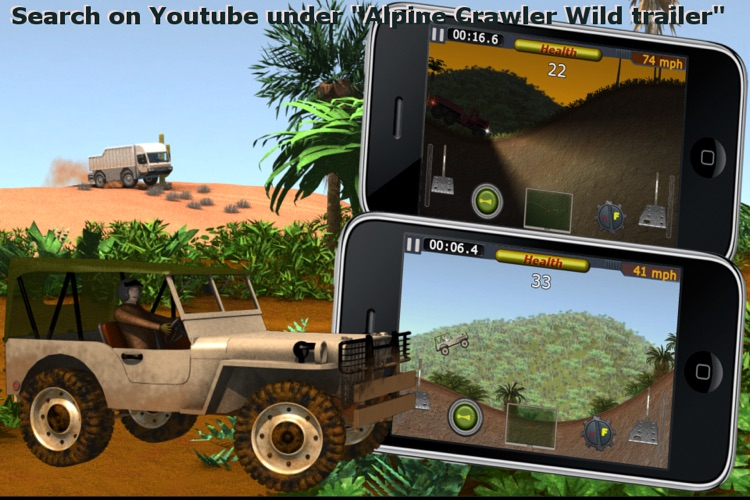 Alpine Crawler Wild screenshot-2