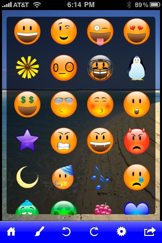 Emoji Brush Lite