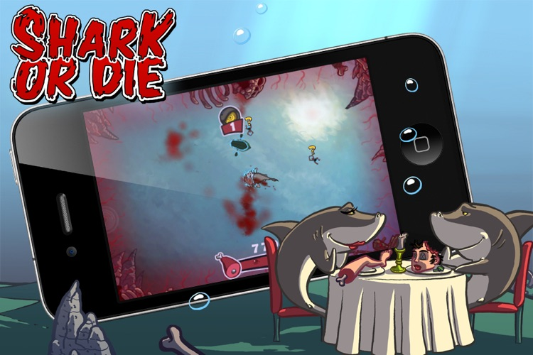 Shark or Die screenshot-3